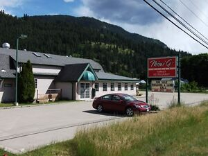 LEASE or SALE ...Great business opportunity, excellent location