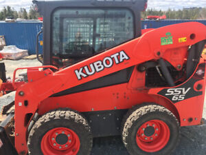 2018 Kubota Skid Steer