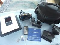 Camescope Sony HDR-SR7
