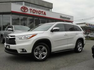 2016 Toyota Highlander Limited AWD