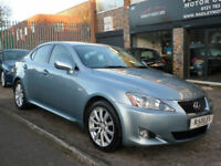 2005 Lexus IS 250 2.5 Auto SE-L 4DR 55 REG Petrol Blue