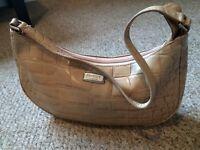 Osprey (genuine) light brown handbag