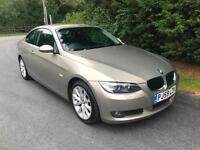 2009 (59) BMW 320i SE 2.0 PETROL AUTOMATIC SPORTS COUPE - ONLY 33,847 MILES
