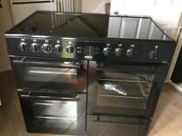 Beko 100cm Electric Range cooker