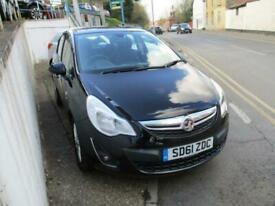 image for 2011 Vauxhall Corsa 1.7 CDTi ecoFLEX 16v SE 5dr (a/c) Hatchback Diesel Manual