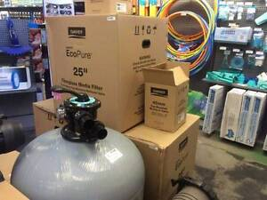 Sand Filters installed from $1000 Morley Bayswater Area Preview