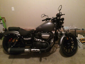2014 Yamaha Bolt R-Spec low kms, no claims!