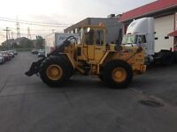 Chargeur Loader Michigan Volvo 4400