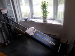Total Gym XLS, un appareil d'entraînement complet - négociable