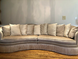 Designer Luxurious Sofa Sectional