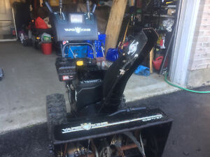 "10.5Hp, 27"" snowblower"