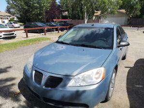 2008 Pontiac G6 - Regina