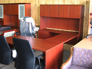 NEW AND USED OFFICE FURNITURE FOR SALE, DESKS,CHAIRS,FILES