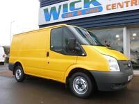 2011 Ford TRANSIT 300 LR SWB 125ps Van *ex AA* Manual Medium Van