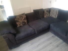Corner Sofa £60.00