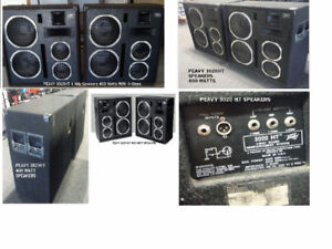 SOUND EQUIPMENT PACKAGE