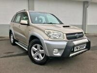 Toyota RAV4 2.0 D-4D XT3 **Excellent Example - 45 MPG - 4x4 - New MOT**