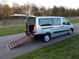 2011 Peugeot Expert Tepee 1.6 Hdi LWB L2 Only 23K 6 Seats WHEELCHAIR ACCESSIBL
