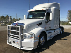 2015 Peterbilt 579- Owner Operator Driven-Automatic