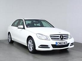 2013 MERCEDES BENZ C CLASS C220 CDI BlueEFFICIENCY Executive SE 4dr Auto