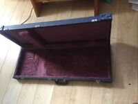 Electric Guitar Hard Case (Les Paul, Stratocaster etc) OFFERS CONSIDERED
