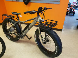 ELECTRIC BICYCLE/ FAT BIKE Surface 604 Boar -on  SALE !!!
