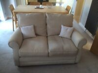 Small double sofa