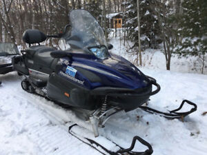 2006 Yamaha VK pro wide track - perfect for ice fishing!!
