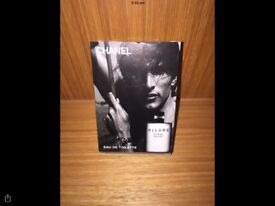Chanel men's aftershave brand new