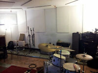 Rehearsal Space to share in Little Italy / Mile Ex