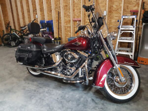 2014 Harley-Davidson Softail Heritage Classic