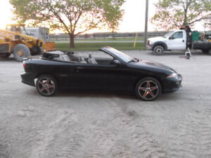 1998 Chevrolet Cavalier Z24 Convertible Barrie reduced $3300