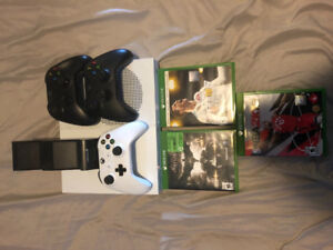Xbox one s madden 19 nba 2k19 20+ games