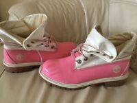 Size 7 Timberland Boots