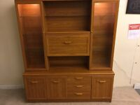 Lovely Wooden Display Cabinet For Sale
