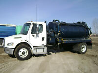 septic truck /vac truck /honey wagon / sewer truck / heavy truck