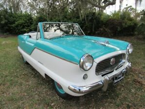 1959 - 1962 Nash Metropolitan Convertible WANTED