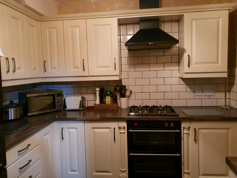 Kitchen With Appliances In Wigan Manchester Gumtree