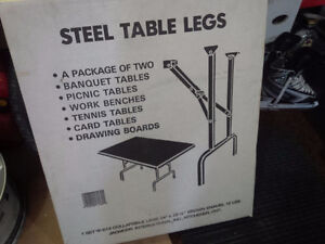 Table leg set