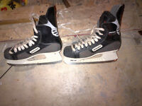mans size 12 skates in great shape