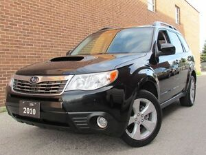 2010 Subaru Forester XT Limited,Leather,AWD,Pano Sunroof,,Alloys