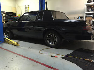 1985 Buick Grand National Original Coupe (2 door)