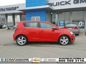 2016 Chevrolet Sonic Turbo-Sunroof-Hatchback-Remote Start   - Ce