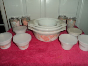 Casserole Dishes/Glasses