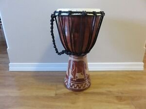 Percussion Djembe Drum - Like New