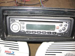 marine radio   CD player