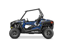2015 Polaris RZR 900 EPS Blue Fire