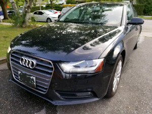 Audi A4 2014  Safety Certified