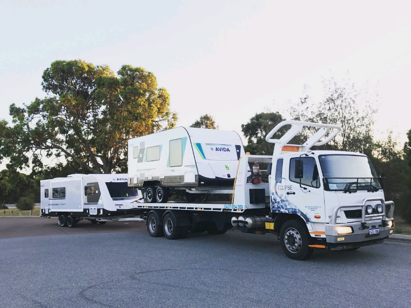 Eclipse Transport And Plant Hire Cars Trailers