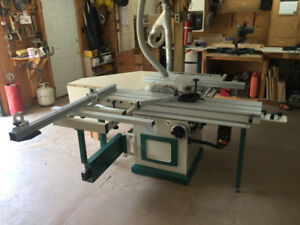 Sliding Scoring Table Saw